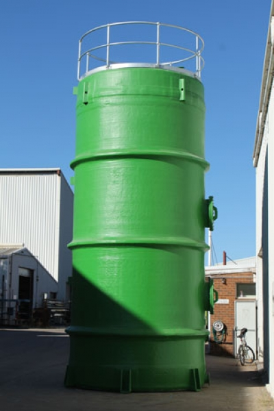 The Solution for Biogas