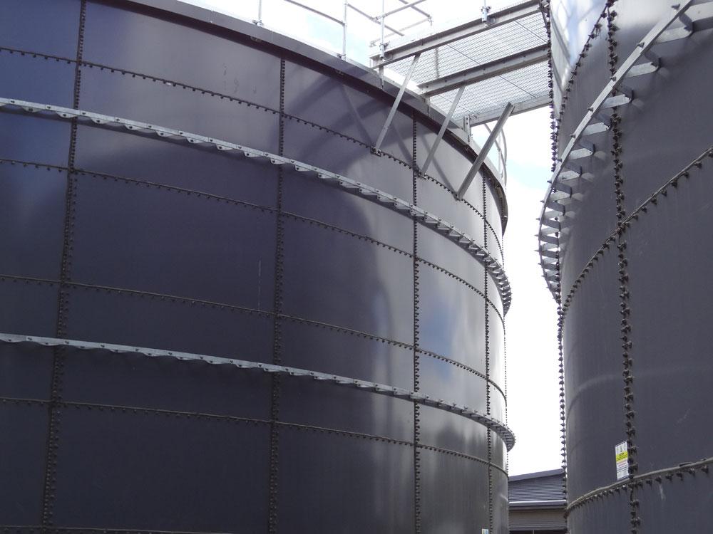 Ballarat North Sewage Treatment Plant