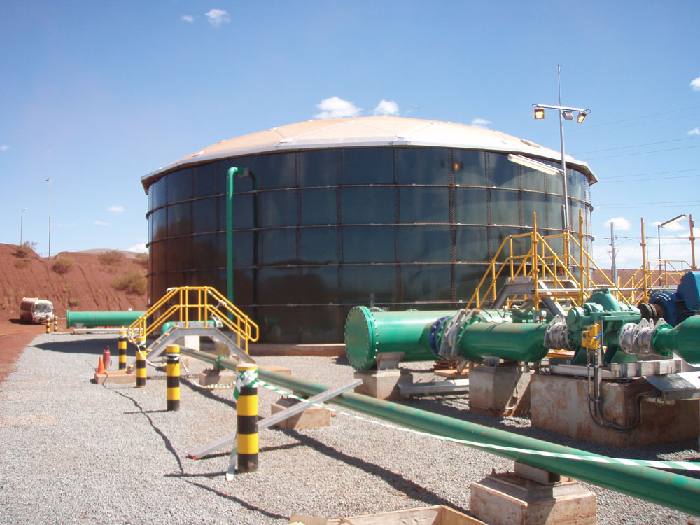 Nammuldi Below Water Table Mine Dewatering Project (Rio Tinto)
